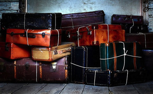 Left Luggage in Lewes