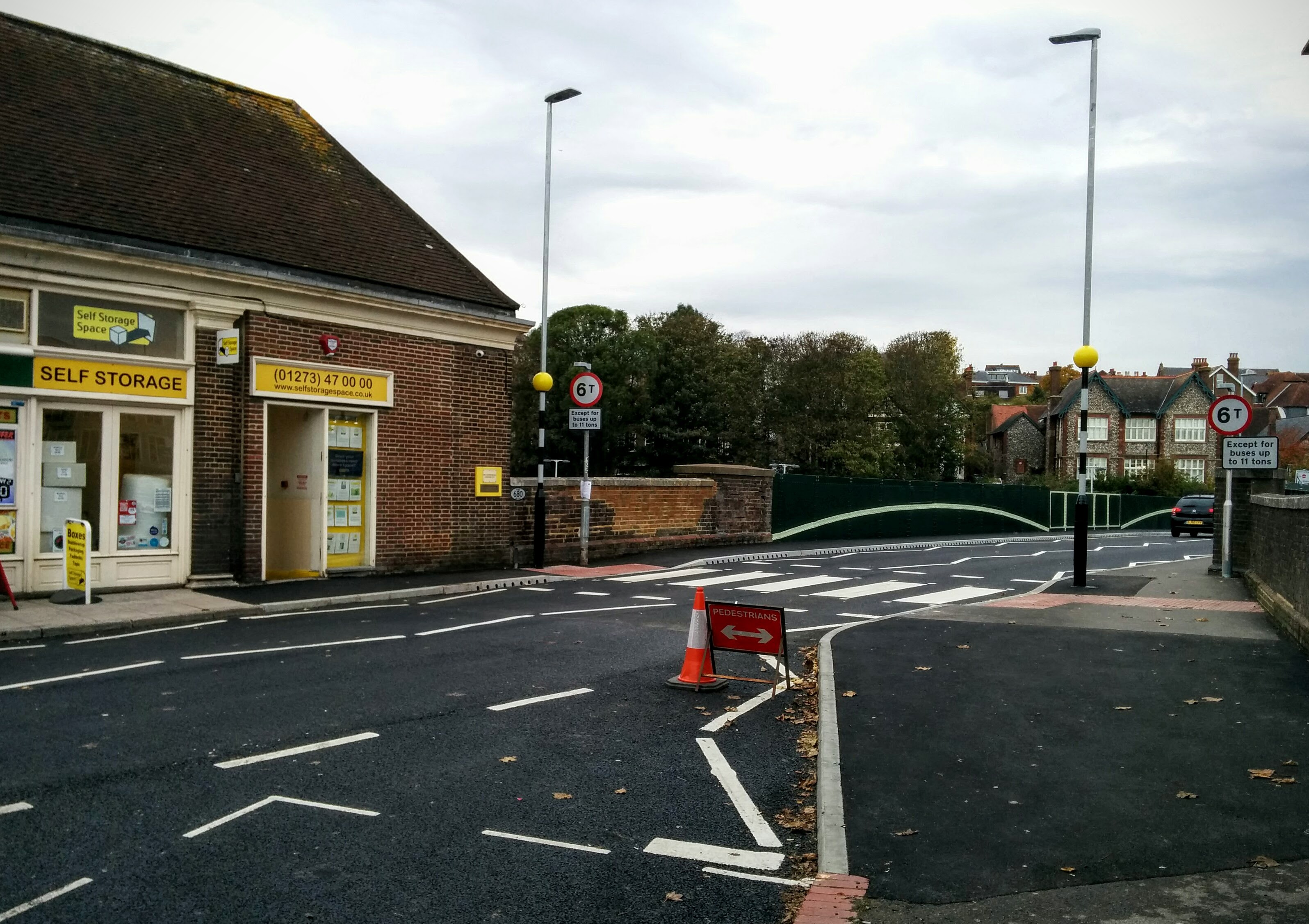 Lewes, Station Road Open